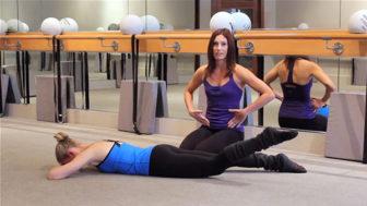 Get Lifted Buns: Prone Three-Quarter Leg Lift